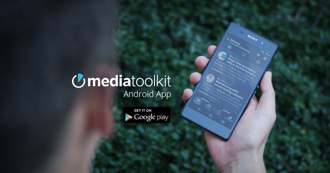 Mediatoolkit Android App
