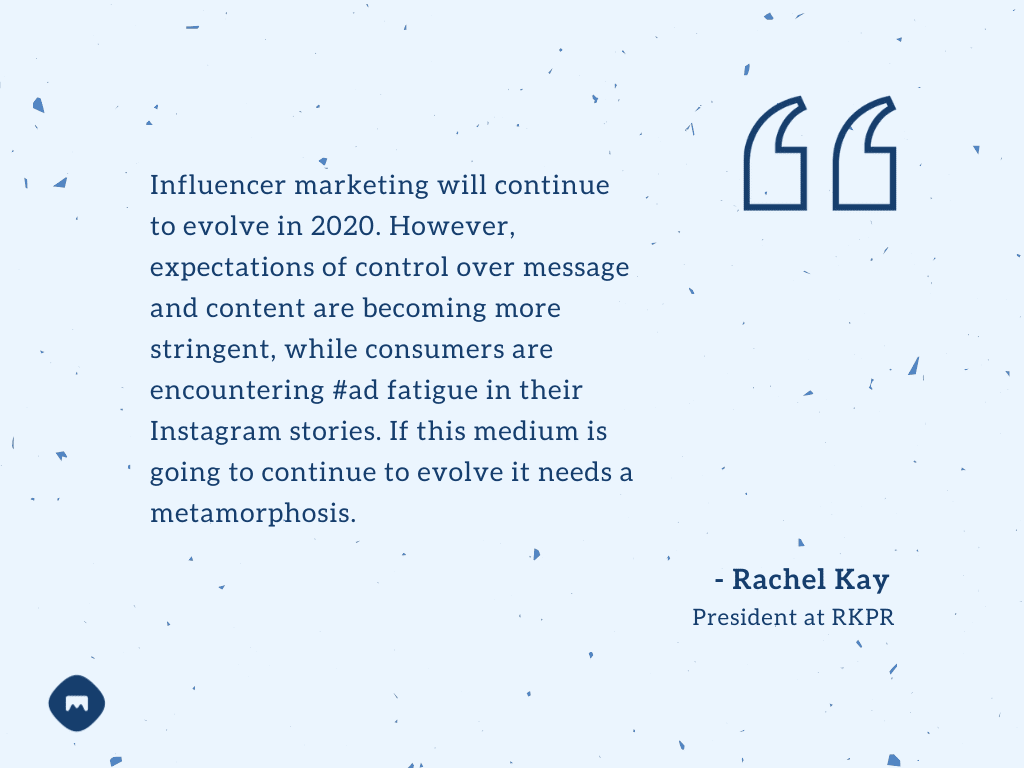 influencer-marketing-rachel-kay-quote